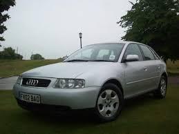 audi a3 1998 for sale used audi a3 2002 model 1 8 se 5dr petrol hatchback silver for