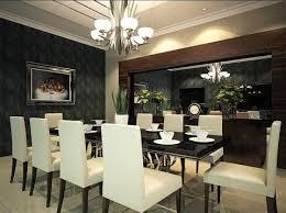 modern dining room decorating ideas design decor luxury at modern