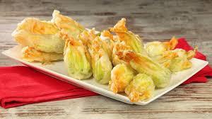 fiori di zucca fritti in pastella fiori di zucca fritti cookaround