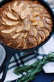 unique thanksgiving recipes rustic buckwheat apple cake