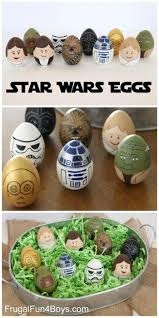 45 cool ideas on how to make easter eggs and paint funny faces