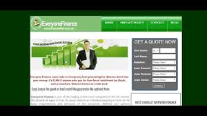 bad credit secured loans instant decision online in uk youtube
