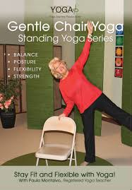 Armchair Yoga For Seniors Gentle Chair Yoga U2013 Standing Series Dvd U2013 Yogajp