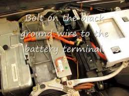 battery for 2001 honda civic how to install a grid charger hybrid ima battery charger on a