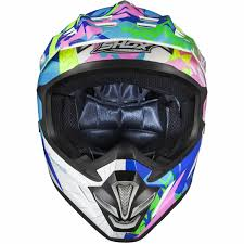 yellow motocross helmet shox mx 1 paradox blue pink yellow motocross helmet mx quad off