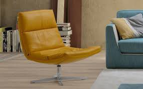 Leather Club Chair Swivel Contemporary Fireside Chair Fabric Leather Swivel Collins