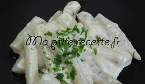 cuisiner salsifis salsifis en sauce béchamel recette accompagnement salsifis