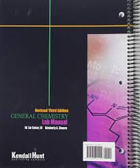 general chemistry w lin coker kimberly a elmore 9781524904104