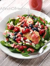 raspberry vinaigrette dressing a pinch of healthy