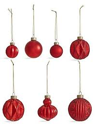 tree decorations baubles toppers m s