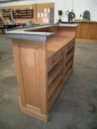 fabriquer un comptoir de cuisine en bois au bon pin votre meuble de cuisine comptoir ou bar en bois sur