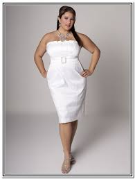 simple plus size short wedding dresses with sleeves wedding