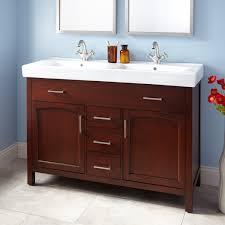 Double Trough Sink Bathroom Genius Sinks Options For Small Bathrooms Trough Sink Vanity