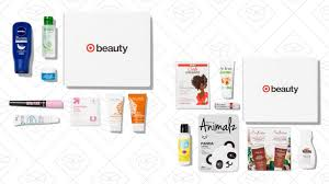 target cosmetics black friday choose between two target beauty boxes or get both for 7 each