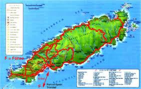 Map Of Trinidad Worldrecordtour North America Caribbean Trinidad U0026 Tobago Port