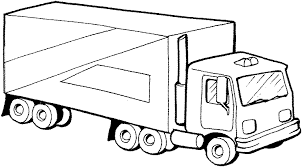 Coloring Pages For Kids Trucks Printable Coloring Sheet Anbu Coloring Truck Pages