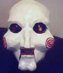 Saw Mask How To Make The Jigsaw Killers Puppet Billy For Virtually