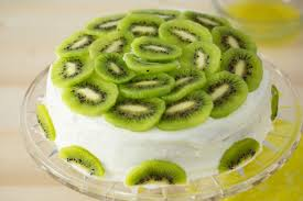 Cheesecake Decoration Fruit How To Decorate Cakes With Fresh Fruit Leaftv