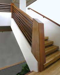 Stair Banisters Railings Best 25 Modern Stair Railing Ideas On Pinterest Modern Railing