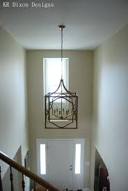 Foyer Chandelier Ideas 74 Best 2 Story Foyer Lighting Images On Pinterest Within 2 Story