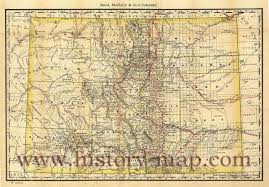 Colorado Maps by Railroad Map