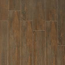 oxford chestnut wood plank porcelain tile 6in x 36in
