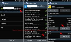 picasa android samsung galaxy s4 how to fix can t remove picasa album from