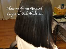layered angled bob haircut locks of love hair tutorial long to