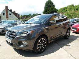 used magnetic grey ford kuga for sale gloucestershire