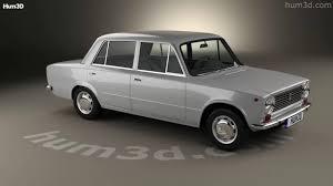 fiat 124 1966 3d model by hum3d com youtube