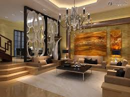 apartments unique room partitions designs and crystal chandelier