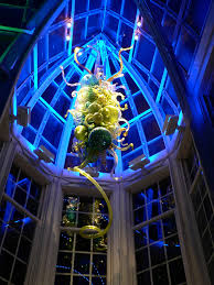 Chihuly Glass Chandelier Dale Chihuly