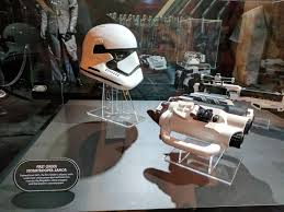 clone trooper wall display armor can u0027t think of a clever title but we went to the d23 expo
