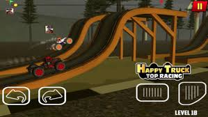 happy truck racing monster truck race 4 kids app store
