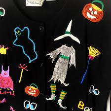 michael simon lite embroidered costumes cardigan