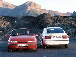 opel calibra 25 years ago opel introduces the calibra ran when parked