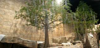 artificial trees plants for zoos aquariums createk
