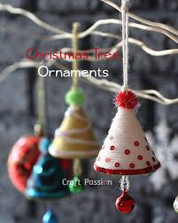 tree ornament diy tutorial craft
