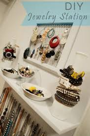 organize stud earrings 25 brilliant diy jewelry organizing and storage projects page 2