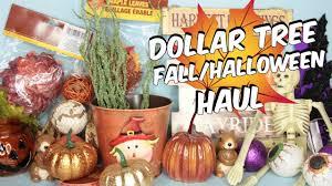 dollar tree fall halloween haul 2017 youtube