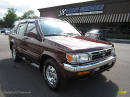 nissan pathfinder for sale 1999 nissan pathfinder le in mahogany pearl 322889 jax sports