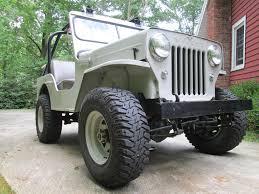 jeep kaiser lifted cj3b 1