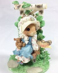 28 best priscilla hillman mouse tales figurines images on