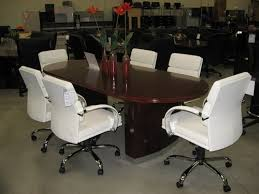 Boss B9406WT White Modern Executive Office Chair  Office Chairs Outlet