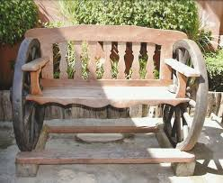 Outdoor Wood Bench Diy by Easy Reclaimed Wood Diy Garden Projects