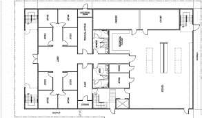 fice Design Garage Plan With fice Garage Plans With Upstairs