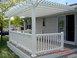 custom built pergolas valleywide fence and deck