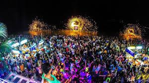 ark bar beach resort on chaweng beach koh samui thailand famous