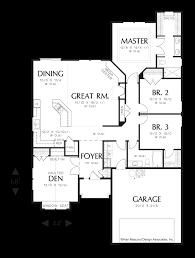 Clarendon Homes Floor Plans Mascord House Plan 1103ba The Granville