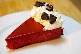 red velvet oreo cheesecake cooked by julie episode 198 youtube